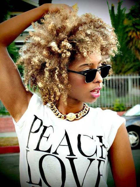 cheveux courts femme noir black