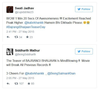 Review of Bajrangi Bhaijaan
