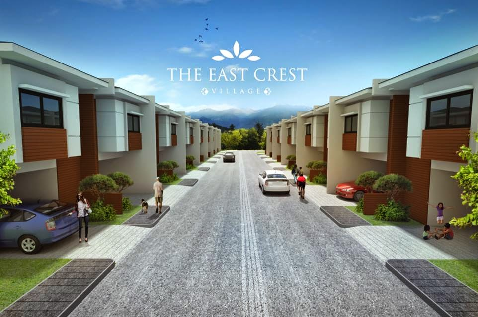 13,000/month Rent To Own @ The East Crest Village , Antipolo City