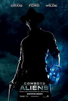 Cowboys and Aliens (2011) Film