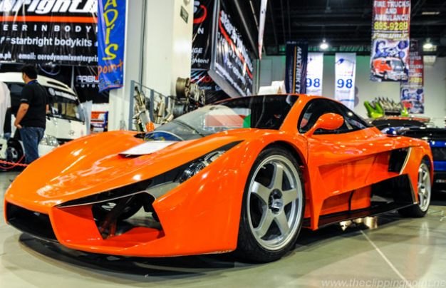 Factor Aurelio: Philippine's First Supercar