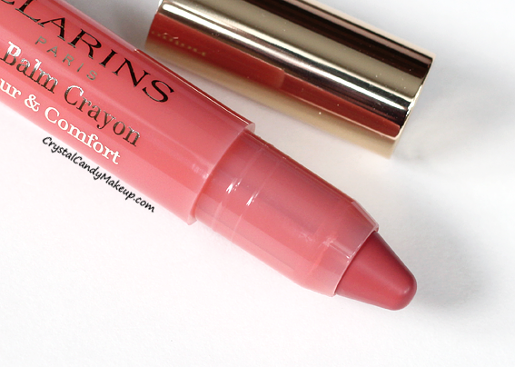 i love this shade if you like peachy pink lipsticks you might want to check it out the color payoff is great it smells yummy and this color is beautiful - Baume Lvre Color