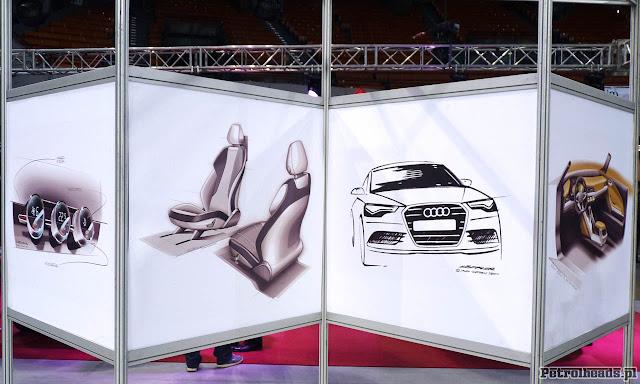 Designer Sketch Audi, Petrolheads.pl