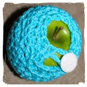 heklet eple etui