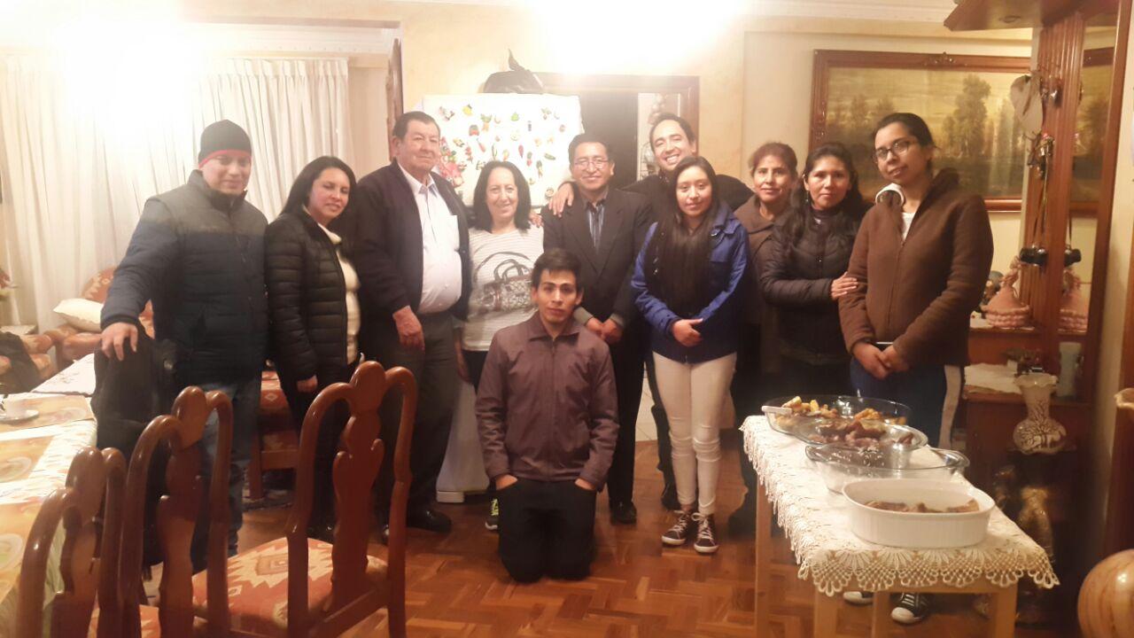 La familia Fernandez Rengel