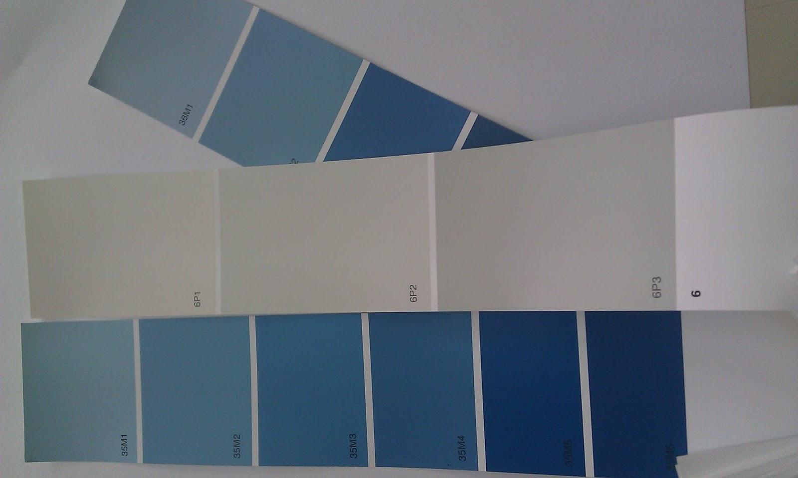 Adryna88 punto e a capo colore e colori for Color azul grisaceo para paredes
