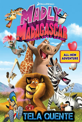 Madly Madagascar WEBRip Legendado