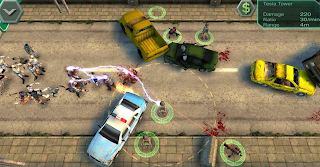 Zombie Defense - Game Strategy Android Terbaik