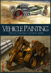 3DTotal Vehicle Painting Ebook