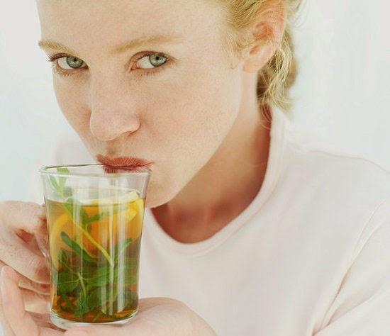 فوائد الشاي الاخضر للتنحيف