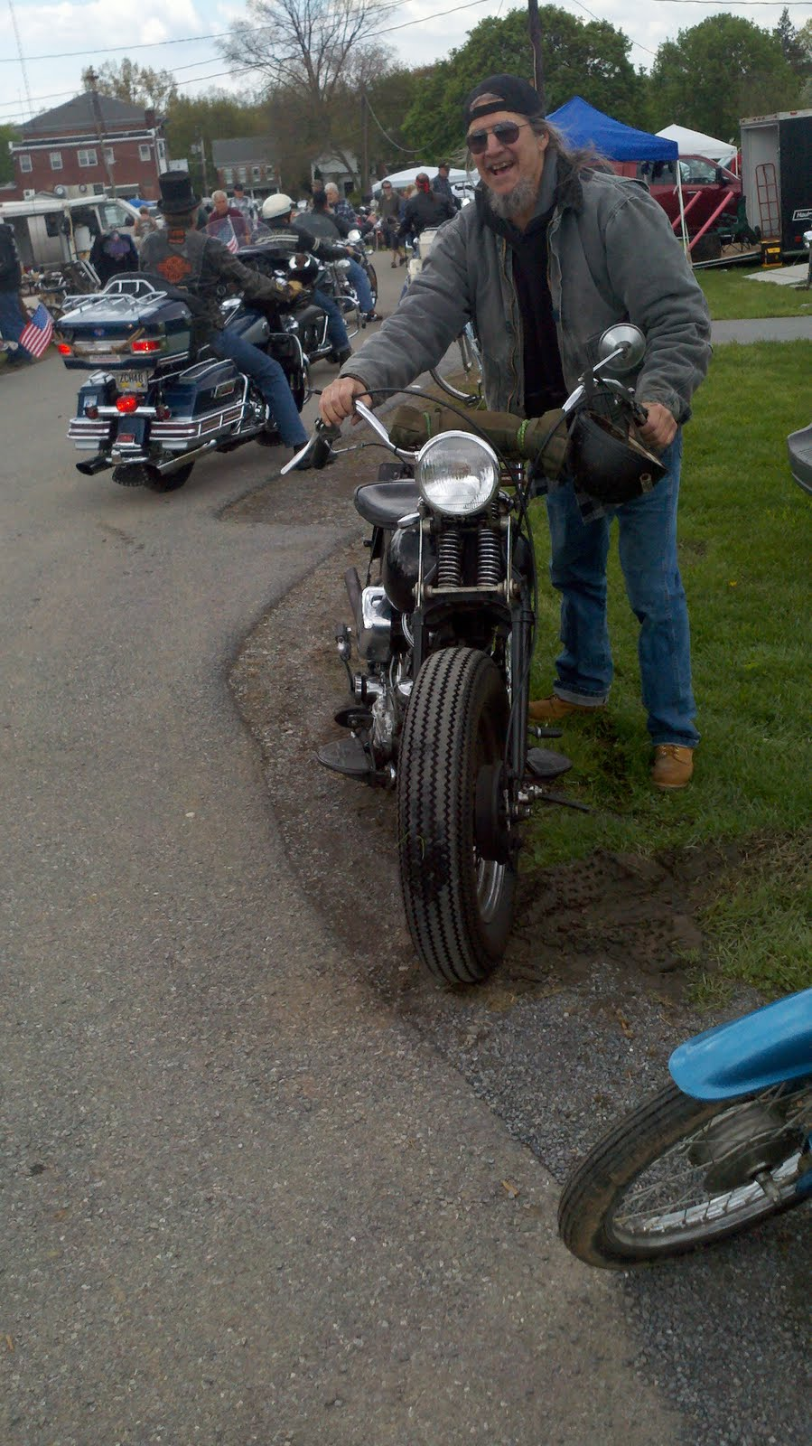 oley pennsylvania motorcycle swap meet 2014