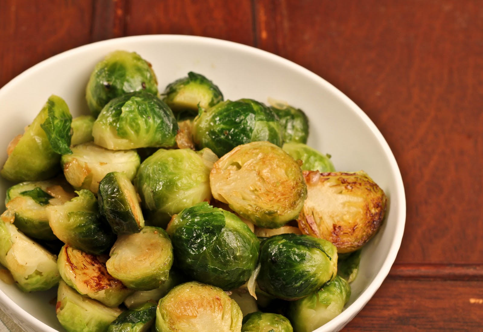 ... brussels sprouts sautéed with garlic sauteed brussels sprouts with