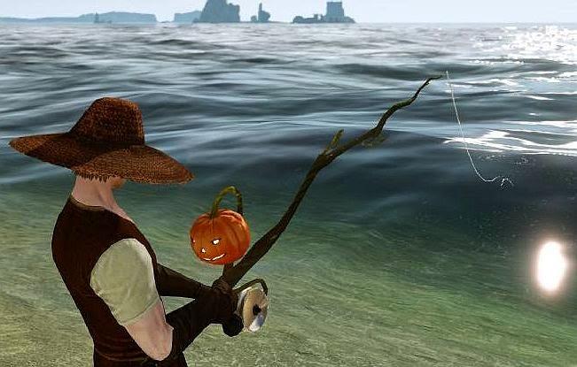 archeage как сделать прикормку для морской рыбалки