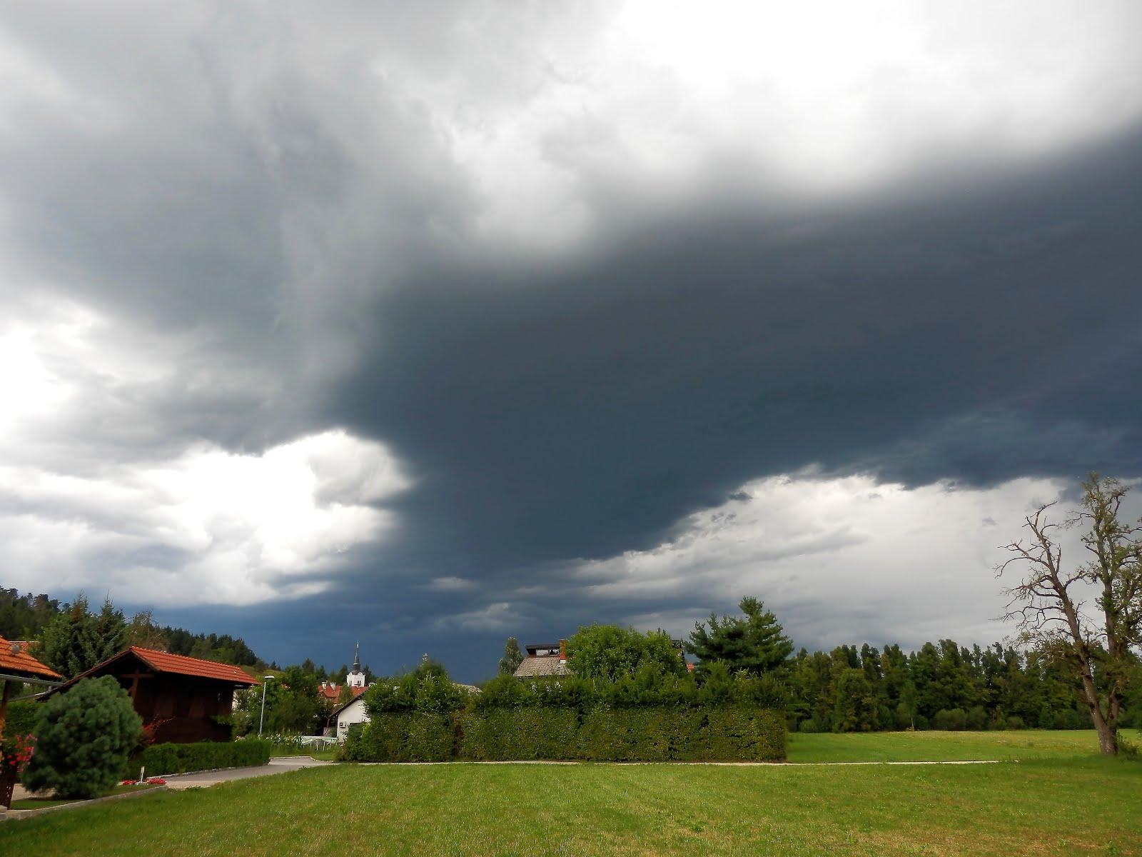 Pred nevihto