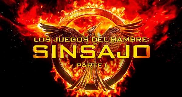 Los Juegos del Hambre: Sinsajo parte 1 estreno 21 de noviembre de 2014