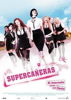 VER Supercañeras: El internado puede ser una fiesta (Niñas bien) (St. Trinians) (2007) ONLINE ESPAÑOL