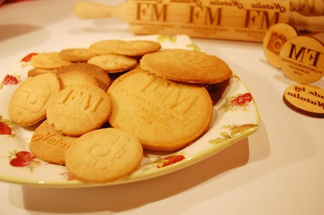 Ciasteczka z własnym LOGO | personal cookies