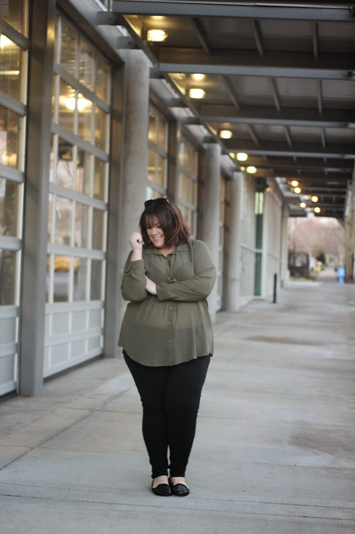 Jessica Kane Top Plus Size Fashion Style Blog