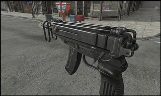 Skorpian - Modern Warfare 3 Weapons