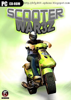 Download SCOOTER WAR3Z PC Game