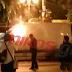 Έκαψαν μονάδα εξωτερικών μεταδόσεων του ΑΝΤ1 – ΒΙΝΤΕΟ