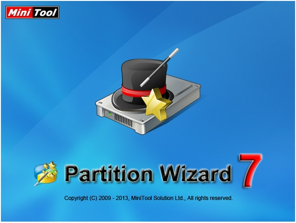 MiniTool Partition Wizard Technician Edition v7.8 Final ...