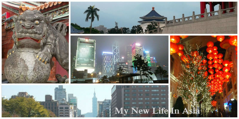 My New Life in Asia