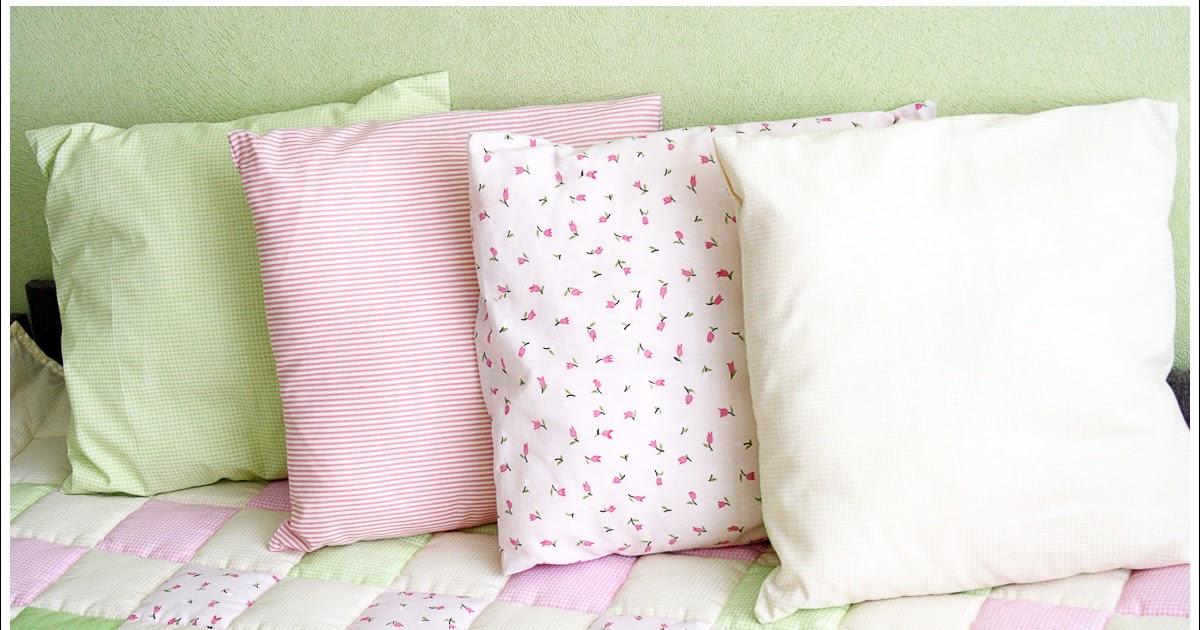 Детское одеяло и подушка своими руками