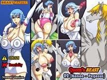 Queen's BEAST 02 (Nanae ~ Pegasus)