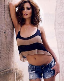 Cheryl Cole weight