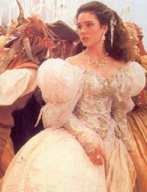"Ashlee's Costume Closet: ""Labyrinth"" Ball Gown Labyrinth Movie Sarah Dress"