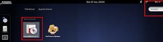 GNOME 3.4.2 YaST Installer