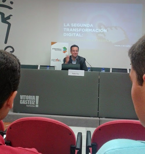 Rubén Vara - FesTVal 2014
