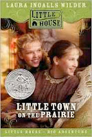 bookcover of Little Town on the Prairie  by Laura Ingalls-Wilder (The Laura Years - Little House on the Prairie)