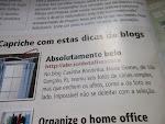 Casinha Bonitinha na Revista Minha Casa!