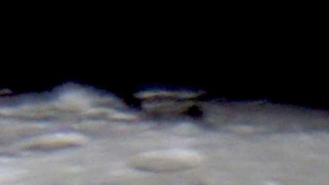 Possible ancienne structure repéré près du pôle nord de la Lune