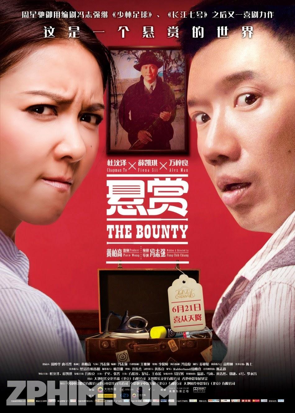 Săn Tiền Thưởng - The Bounty (2012) Poster