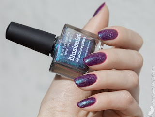 Orly Hype + Picture Polish Illusionist