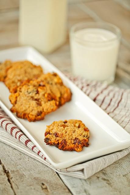 Energy Cookies (Gluten Free)
