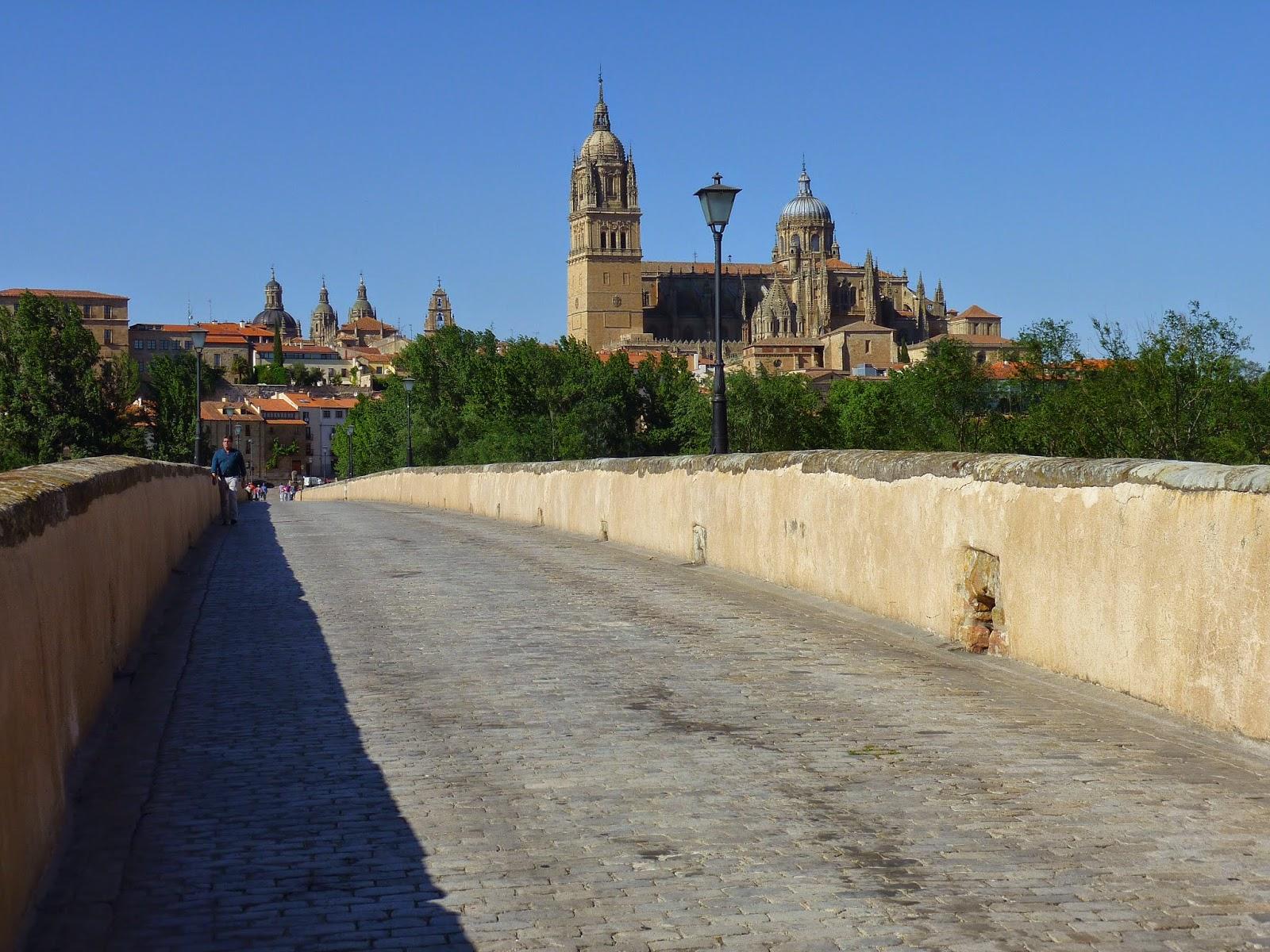 Su strade e sentieri camino torres venezia salamanca for Camino sul ponte rialzato