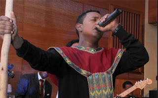 Teddy Afro Ghion Hotel concert 2012