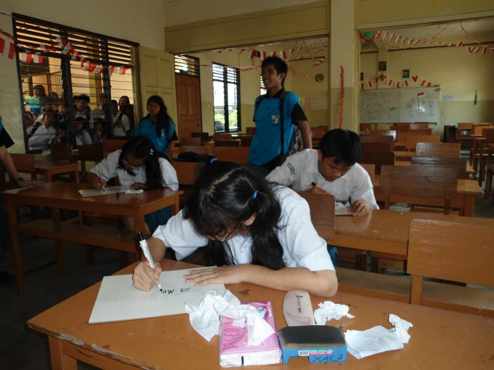 Foto Dokumentasi SMK XAVERIUS PALEMBANG #2