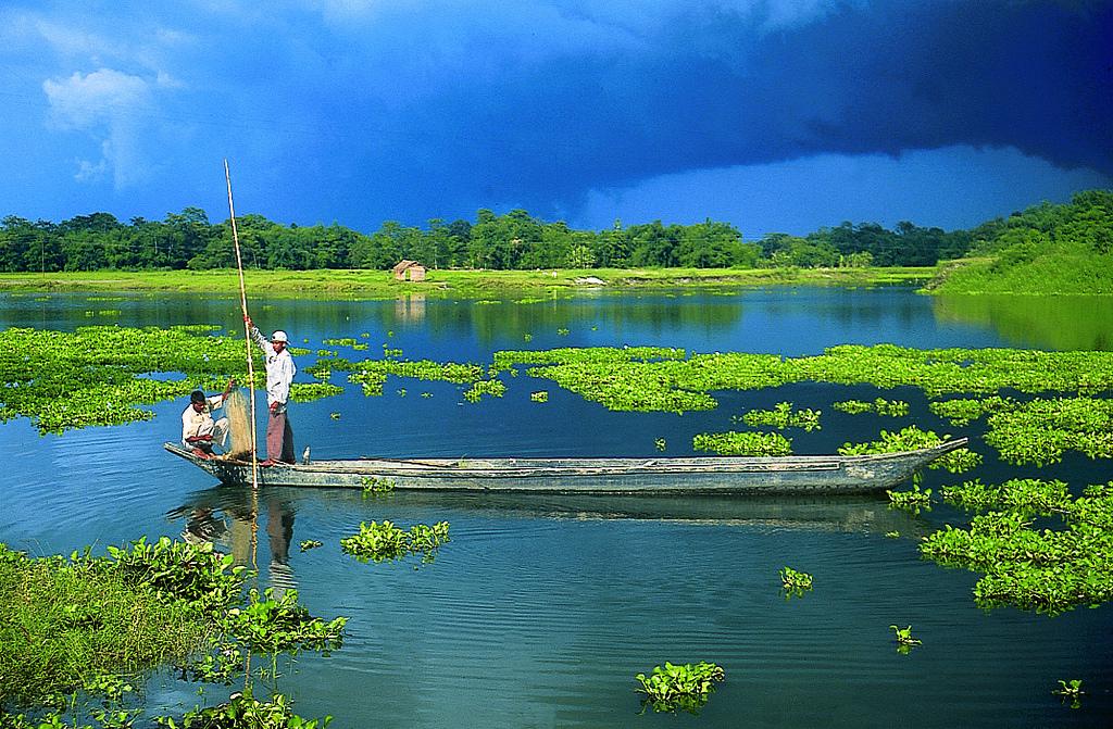 Majuli Island - Jorhat