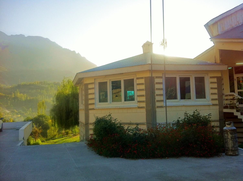 PTDC Hunza, Hunza Valley (www.prettygloss.blogspot.com)
