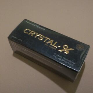 Inilah Efek Samping Positif Pemakaian Crystal X