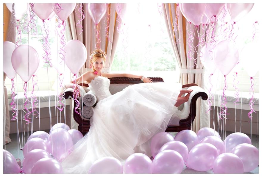Wedding Blog UK Wedding Ideas Before The Big Day Balloons