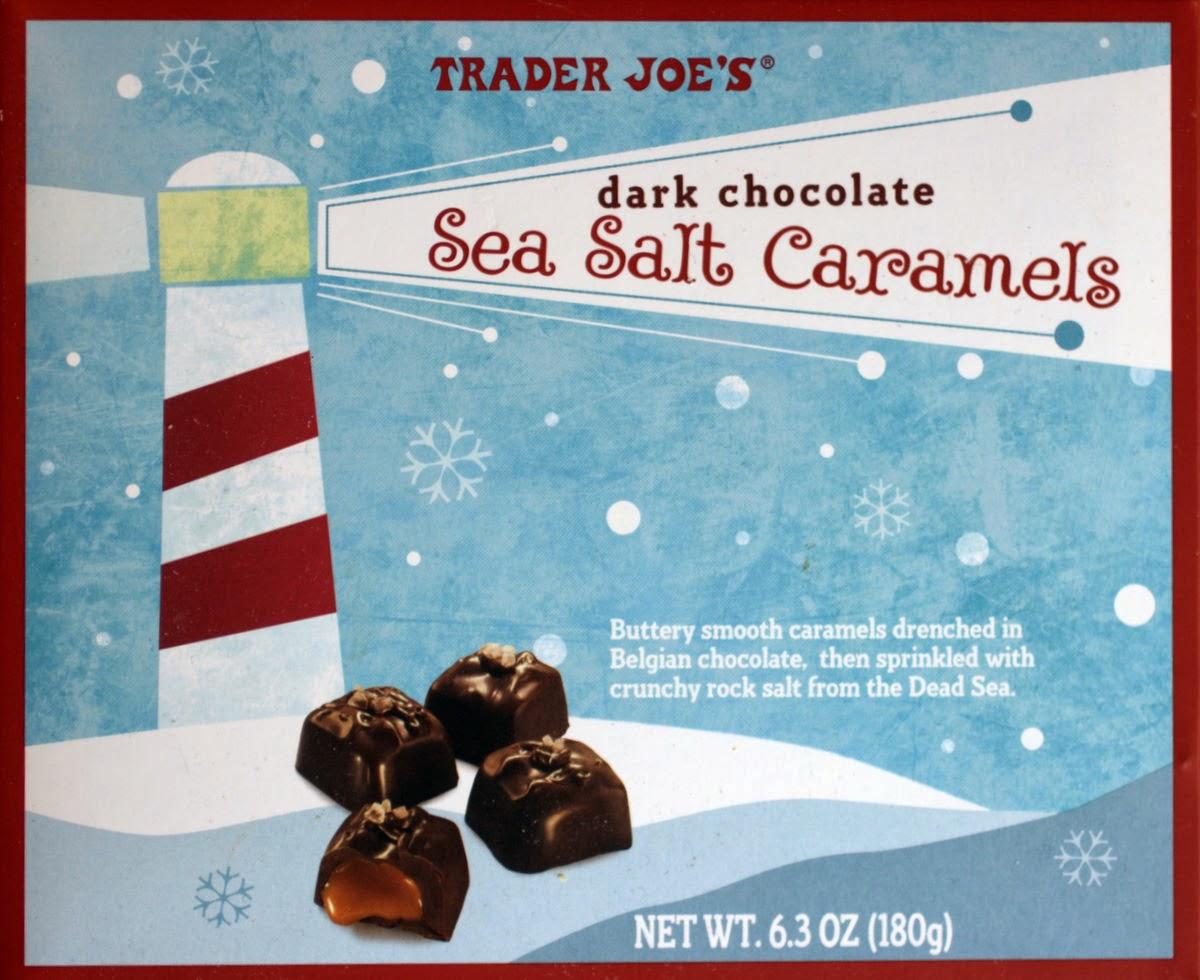 Trader Joe S Chocolate Caramels With Sea Salt