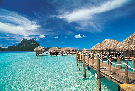 Vacation Spots In Tahiti