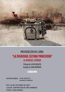 """Presentación """" La Dignidad ,última frontera"""""""