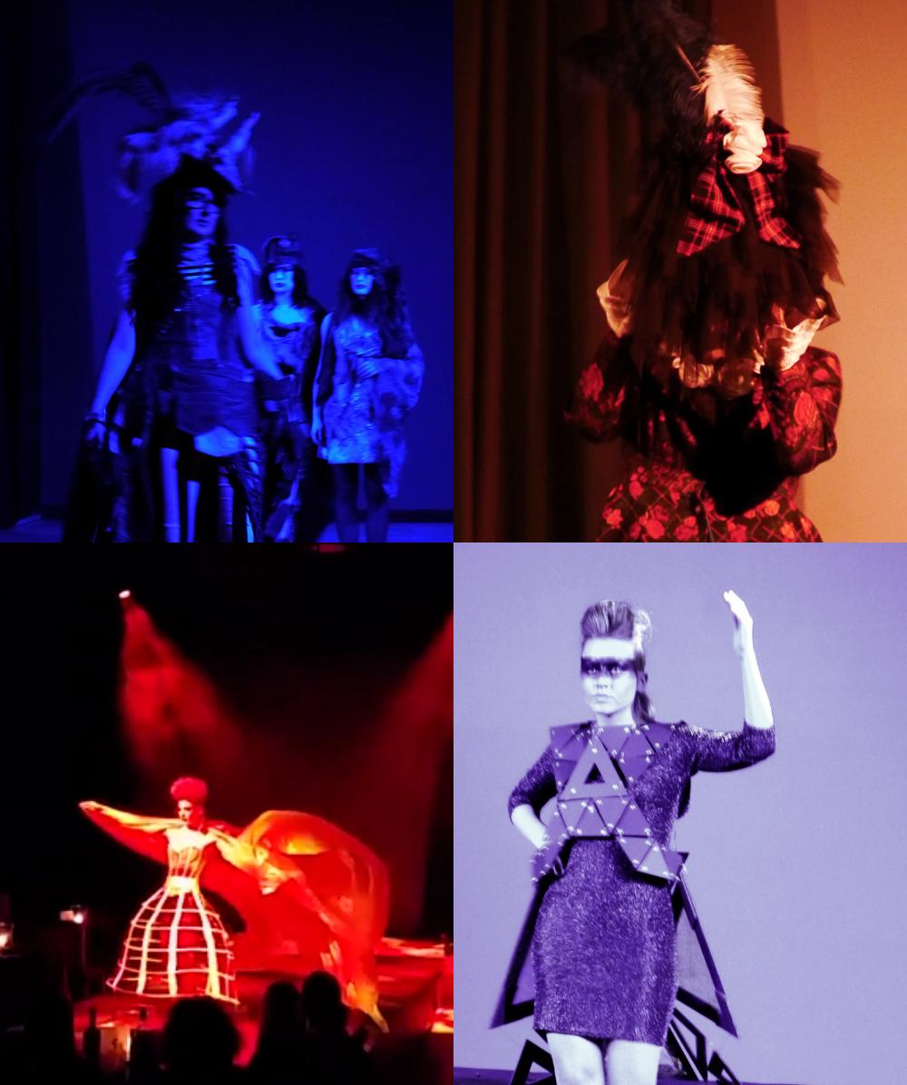 Dundee Wearable Art, Dundee Wearable Art Show, Wearable art, performance, fashion and art, Scottish Bloggers, Morag Nowell - Ship Ahoy, Rose Hall - Renewal, Ana Ines Jabares-Pita - IGNIS, Alisa Edwards - POWER DRESSING